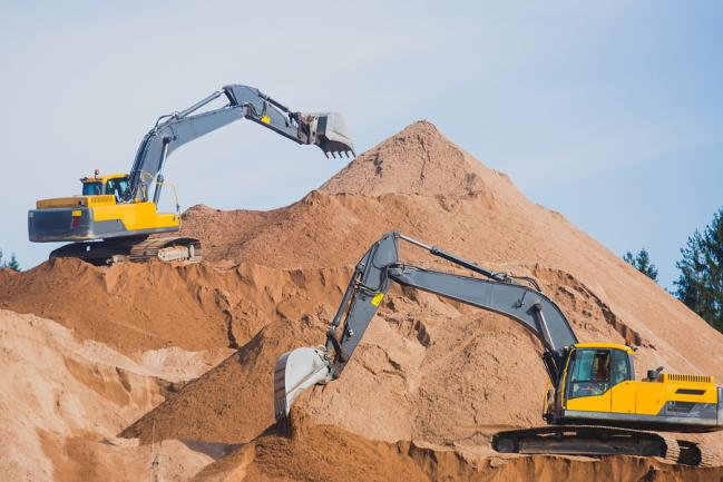 Major Nth Qld Infrastructure Supplier of Sand and Gravel image