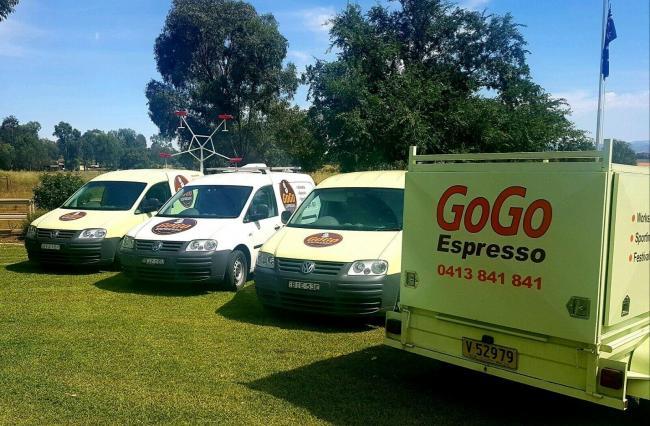 Mobile Coffee Vans - TAMWORTH                  image
