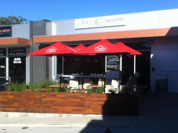 LA PIAZZA/CAFE RESTAURANT - EXCELLENT LOCATION image