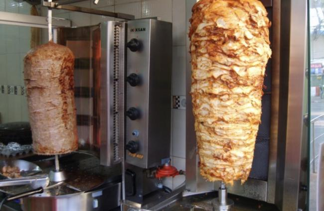 Busy Kebab shop in Fitzroy for sale  image