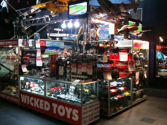 Popular Toy & Gift Shop at West Brisbane Shopping Mall image