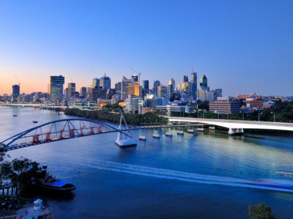 Top Waterfront Brisbane River Restaurant Site For Lease #5140FO image
