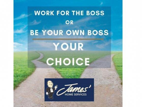 James Home Services Franchise Opportunities image