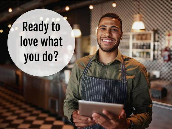 Restaurant with sales of $30,000 per week and growing......JO image