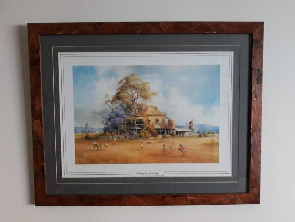Picture Framing Shop   Family Business   Ideally located in upmarket suburb image