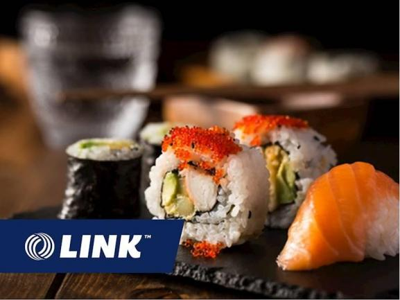 Sushi Takeaway Business in Toowoomba For Sale image
