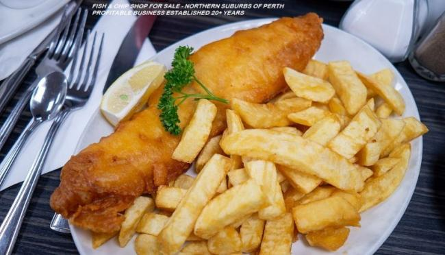 Profitable Fish and Chips Business image