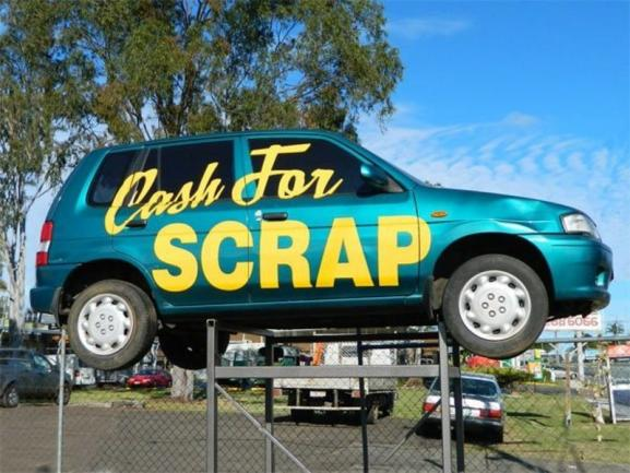 Metal Scrap Trading Business and Land For Sale – Ipswich, QLD image