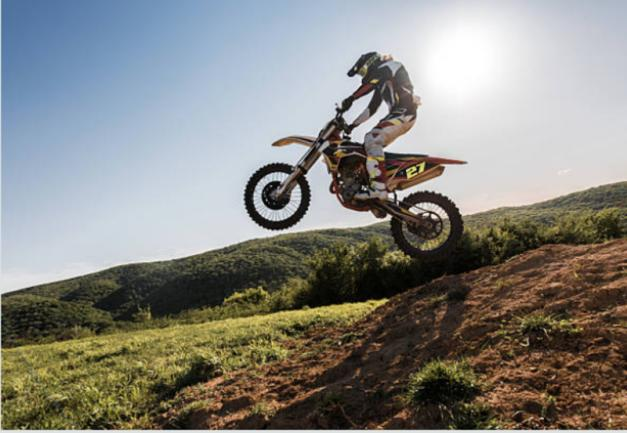 Exclusive Rights Aust and NZ, Leading Brand Junior Motocross Bikes image