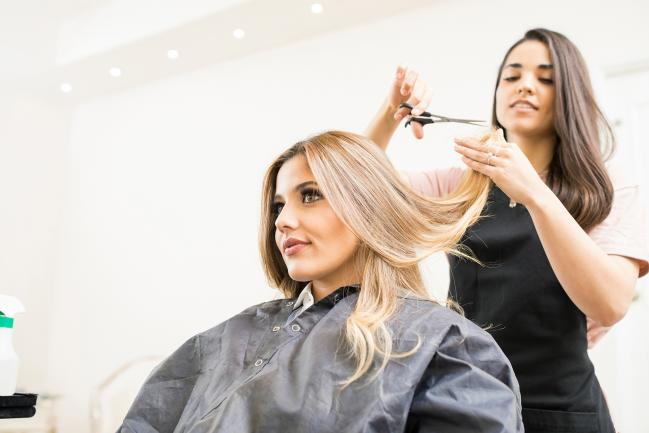 Profitable Hair Salon with Brand New Fitout - Townsville image
