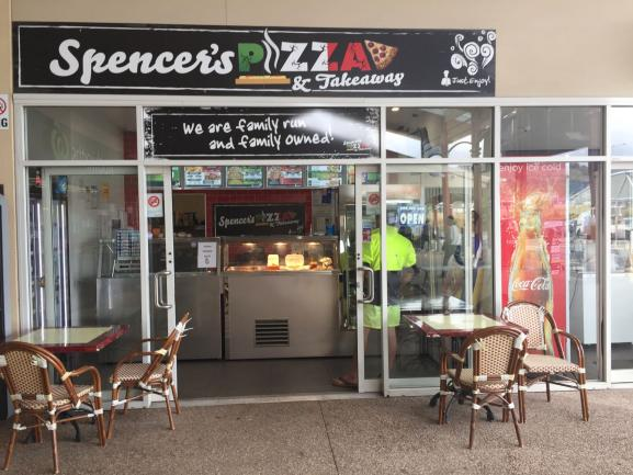 Spencers Pizza & Takeaway for sale image