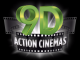 Logo: 9D Action Cinemas