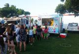 Funky Ice Vendor Trailers: Shaved Ice & Bubble...Business For Sale