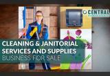 Cleaning & Janitorial Cleaning Services and...Business For Sale