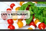 Modern Mediterranean Cafe & RestaurantBusiness For Sale