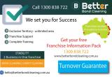 Better Bond Cleaning-Franchise-CanberraBusiness For Sale