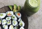 SUSHI, SMOOTHIE & JUICE BAR  Business For Sale