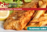 Fully Equipped Fish & Chip Business to Make...Business For Sale