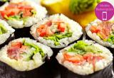 5-Day Sushi Takeway near CBDBusiness For Sale