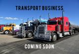 Transport Business Coming SoonBusiness For Sale