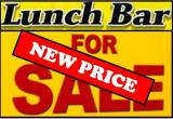 LUNCH BAR - INDUSTRIAL - 5 DAYS Business For Sale