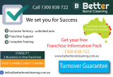 Better Bond Cleaning-Franchise-DarwinBusiness For Sale