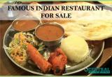 FAMOUS INDIAN RESTAURANT FOR SALEBusiness For Sale