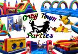 Crazy Town Parties Business For Sale