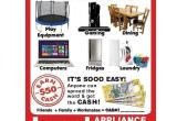Rare Business Opportunity - Local Appliance...Business For Sale
