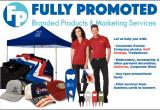 NEW Fully Promoted (Embroid Me) Franchise... Business For Sale