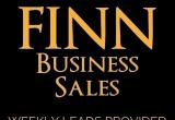 Own a Finn Business Sales Territory Today!...Business For Sale