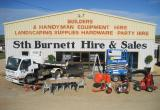 EQUIPMENT HIRE & SALES AND LANDSCAPE SUPPLIES...Business For Sale