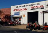 An Established Honda Motorcycle & Power Equipment...Business For Sale