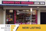 PROFITABLE MULTI-AWARD WINNING DOG GROOMERS...Business For Sale