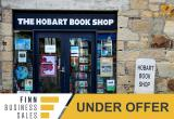 Under Offer! Profitable Long-standing Bookshop...Business For Sale