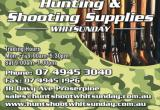 Retail Hunting Supplies - WhitsundaysBusiness For Sale