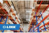 Industry Leading Warehouse Racking Business...Business For Sale