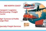 Transport - Courier - Freight - Warehousing.... Business For Sale