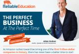 Amazon's Coming to Australia - LIVE WEBINAR!...Business For Sale