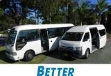 Small Bus Charters - Mon to Fri Only - $150k...Business For Sale