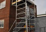 Aluminium Scaffold Hire & Labour