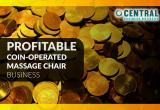 Profitable Coin-Operated Massage Chair Business...Business For Sale