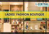 LADIES' FASHION BOUTIQUE AVAILABE FOR SALE  ...Business For Sale