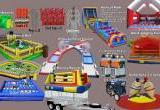 Adult Jumping Castles / Amusements 200K PA...Business For Sale