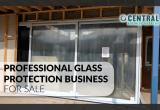 PROFESSIONAL GLASS PROTECTION BUSINESSBusiness For Sale