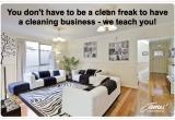 Home and Office Cleaning-because life is...Business For Sale