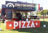 Mobile Wood Fired Pizza Trailer Food Truck...Business For Sale