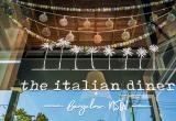 The Italian Diner, Bangalow Business For Sale