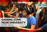 GAMING ZONE NEAR UNIVERSITY AREABusiness For Sale