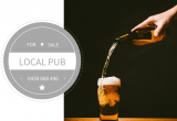 Local Pub For Sale!Business For Sale